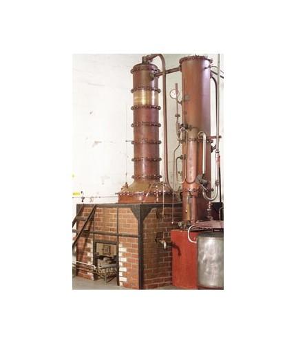 Alambic artisanal pour alcool type Armagnac