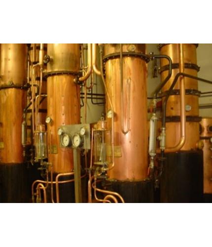 Alambic artisanal pour alccol de type Calvados