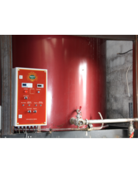 Coffret allumage et contrôle de flamme