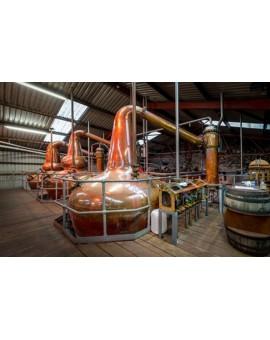 Alambic artisanal pour alcool de type Whisky
